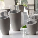 CEMENT GLASS WINDLIGHT
