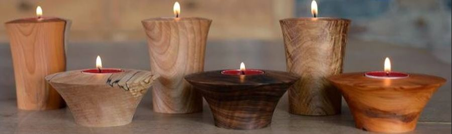Candle & Holder 2