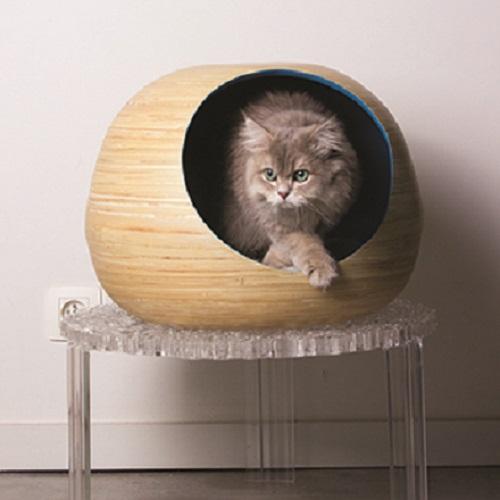 DANDYBALL-BLEUE-CAT BED 02