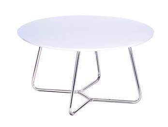 FULLIN MDF METAL COFFEE TABLE 2
