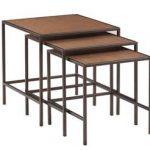 FULLIN MDF METAL COFFEE TABLE 7