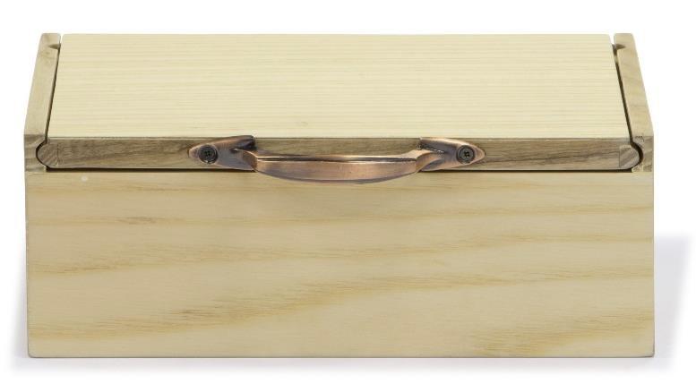 Jewelry Box ASH WOOD B01