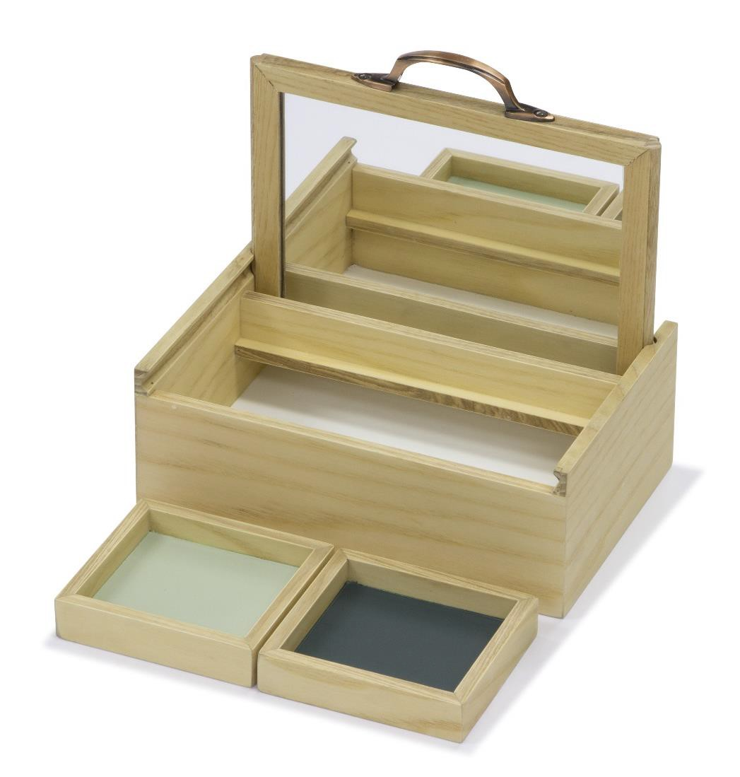 Jewelry Box ASH WOOD B03