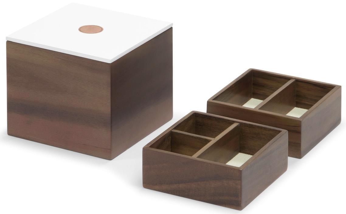 Jewelry Box WALNUT WOOD