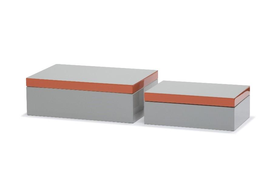 LACQUER Box WITH COLOR RIM 02
