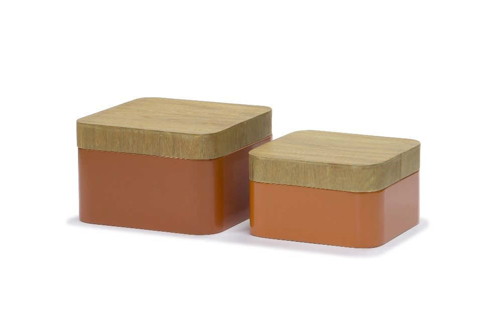 LACQUER Box WITH VENEER 01