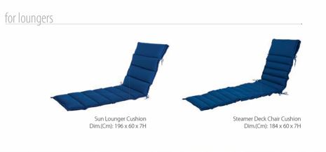 LOUNGER CUSHION 1