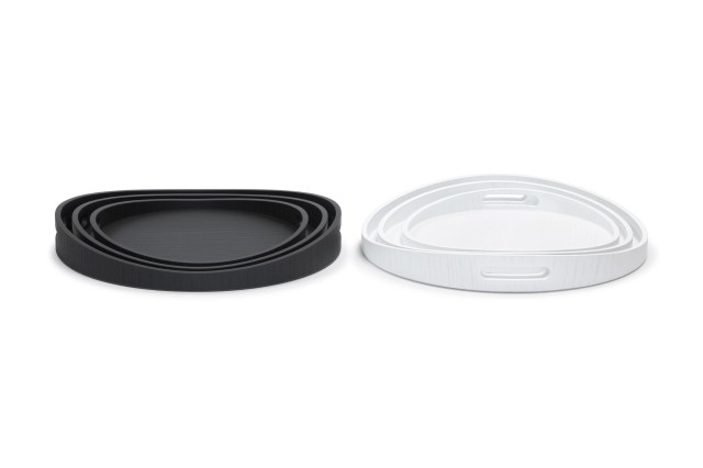 MDF LACQUER SERVING TRAY