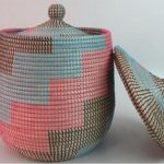 Seagrass with Nylon String Basket 11