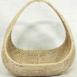 Seagrass with Nylon String Basket 28