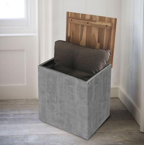 Storage stool 1