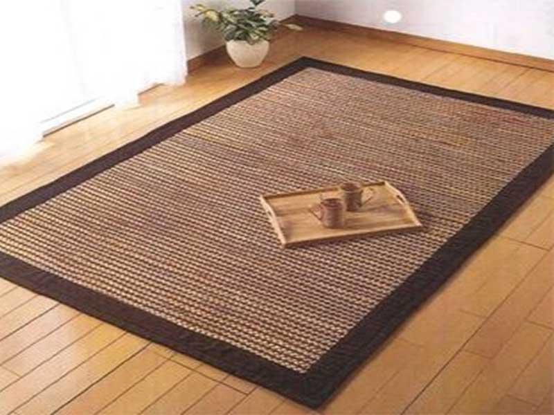Vinh Long Water hyacinth rug