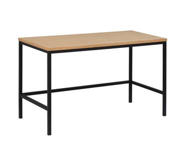 FULLIN MDF & METAL OFFICE TABLE 1