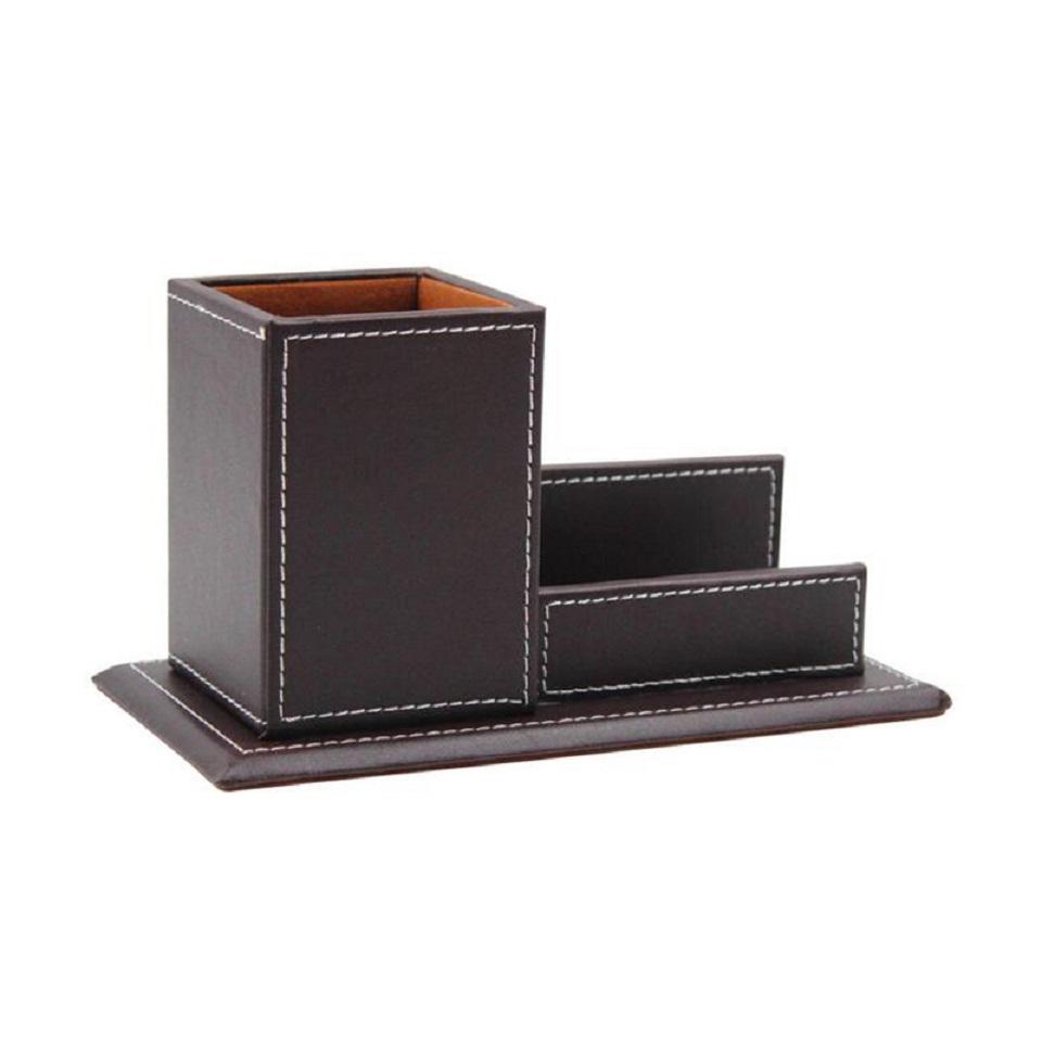 Name-Card-Holder-Pen-Holder-Pencils-Stands-Box-Desk-Stationery