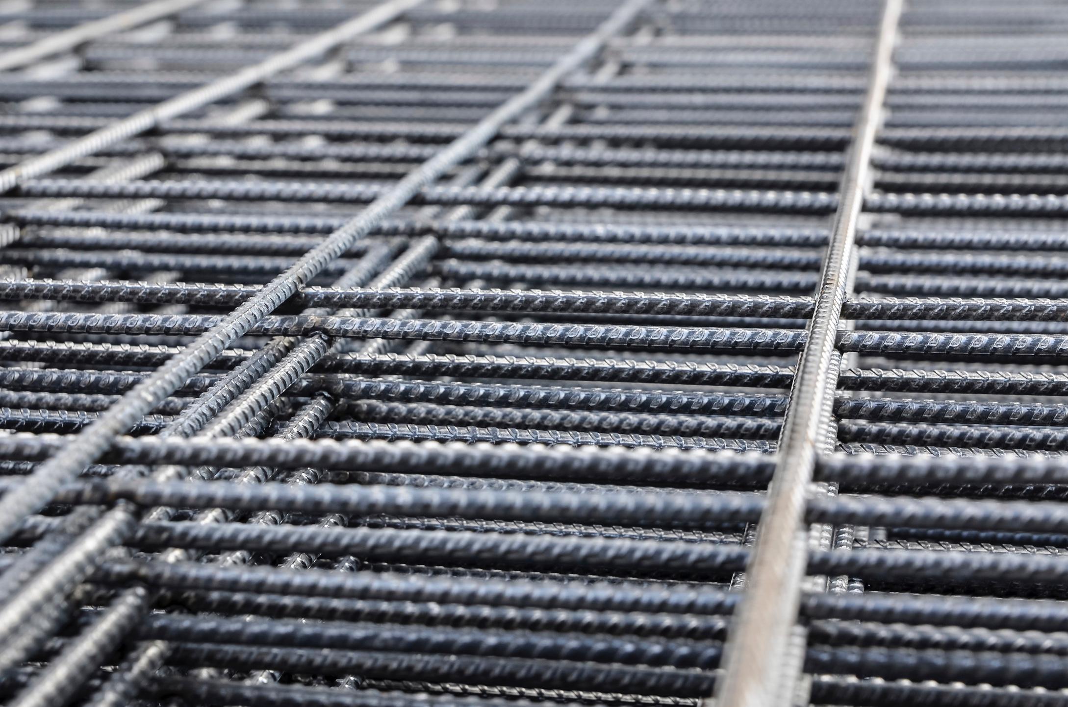 Rebar mesh