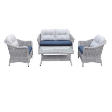 COVENTRY 2 SEATER SOFA SET OF 4