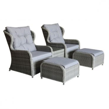 DARWIN SUNBED SET OF 5