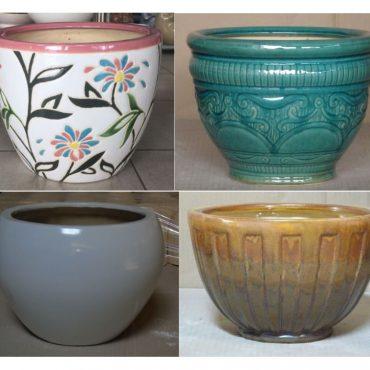 RUSTIC COMBO (ceramic pots)