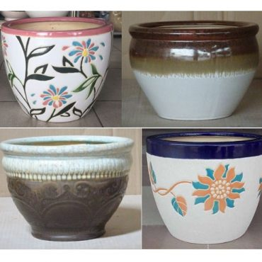 FARM COMBO (ceramic pots)
