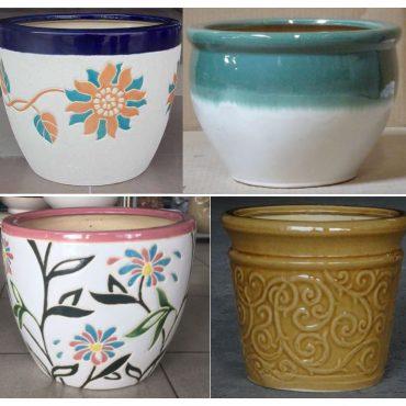GARDEN COMBO (ceramic pots)