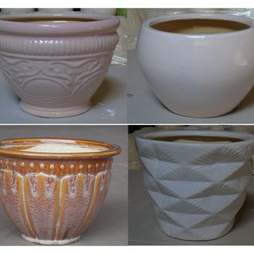 ROYAL COMBO (ceramic pots)