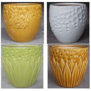 VINE COMBO (ceramic pots)