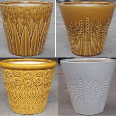 QUEEN COMBO (ceramic pots)