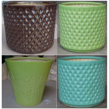 STONE COMBO (ceramic pots)