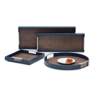LUXURY TRAY SET OF 4