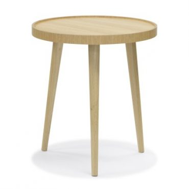 SIDE TABLE – ROUND SHAPE