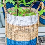 Farmhouse basket #5b