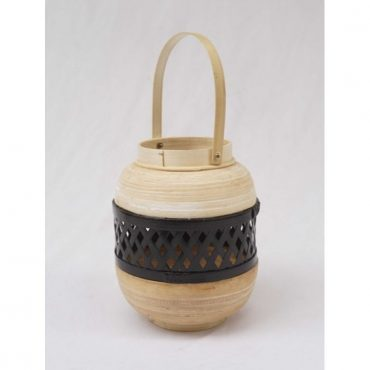 BAMBOO LANTERN BLACK-SHORT