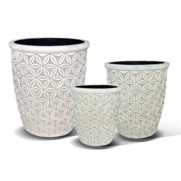 LIGHT FIBER CEMENT POT – RP17-310
