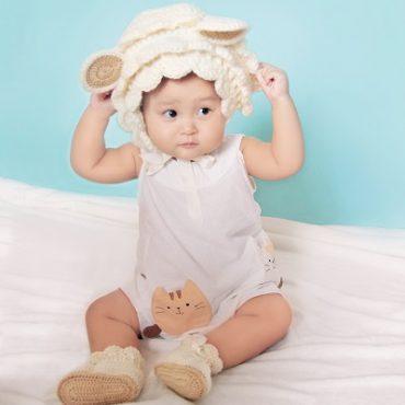 BABY LEO HOODY